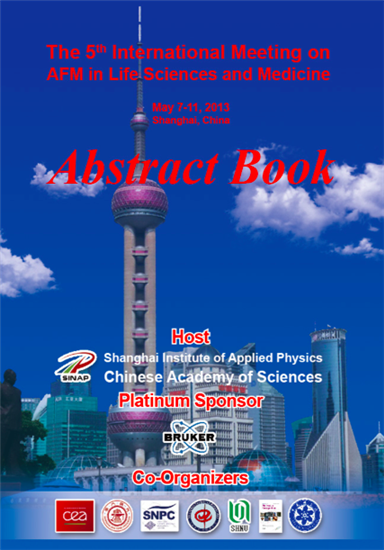 AFM BioMed Conference 2013 Shanghai Abstract Book