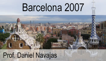 AFM BioMed Conference 2007 has been held in Barcelona.