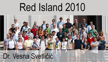 AFM BioMed Conference 2010 has been held in Red Island in Croatie.